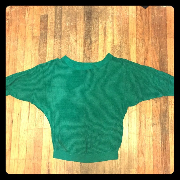 Express Tops - Express Size S green shirt